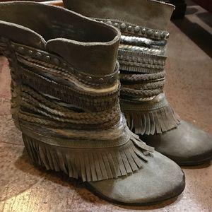 Naughty Monkey women's boots